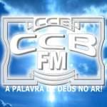 Logo da emissora Rádio CCB FM 104.9