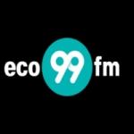 Logo da emissora Eco 99 FM