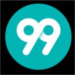 Logo da emissora Radio Eco 99.0 FM