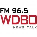 Logo da emissora WDBO 580 AM