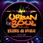 Logo da emissora Urban Soul