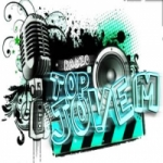 Logo da emissora Rádio Top Jovem