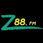 Logo da emissora WEAZ 88.1 FM