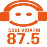 Logo da emissora Radio Soul Vida FM 87.5