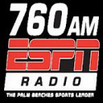 Logo da emissora Radio WEFL 760 AM