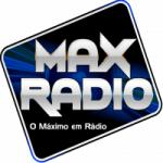 Logo da emissora Rede Max Rádio