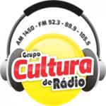 Logo da emissora Rádio Cultura 88.9 FM