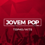 Logo da emissora Rádio Jovem Pop FM