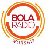 Logo da emissora Bola Rádio Worship