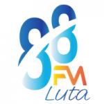 Logo da emissora Rádio Educativa Luta 88.5 FM