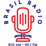 Logo da emissora Radio WRSO Brasil 810 AM 93.1 FM