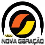 Logo da emissora Rádio Nova Geração