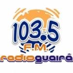 Logo da emissora Radio Guaira 103.5 FM