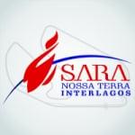 Logo da emissora Rádio Sara Interlagos