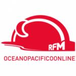 Logo da emissora Rádio Oceano Pacífico Online RFM