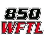 Logo da emissora Radio WFTL 850 AM