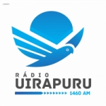 Logo da emissora Rádio Uirapuru 1460 AM