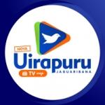 Logo da emissora Rádio Uirapuru Jaguaribana 1460 AM