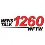 Logo da emissora Radio WFTW 1260 AM