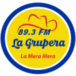 Logo da emissora Radio La Grupera 89.3 FM