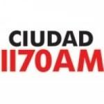 Logo da emissora Radio Ciudad 1170 AM