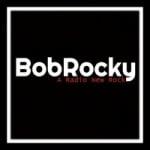 Logo da emissora Rádio Bob Rock