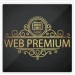Logo da emissora Web Premium