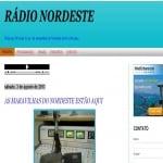 Logo da emissora Rádio Nordeste