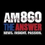 Logo da emissora Radio WGUL 860 AM
