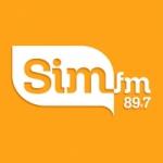 Logo da emissora Rádio SIM 89.7 FM