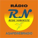 Logo da emissora Àgape Web Rádio