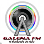 Logo da emissora Rádio Galena FM