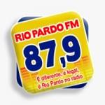 Logo da emissora Radio Rio Pardo 87.9 FM