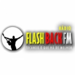 Logo da emissora Rádio Flashback FM