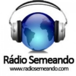 Logo da emissora Rádio Semeando