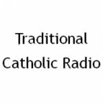 Logo da emissora Radio TCR (Traditional Catholic Radio)