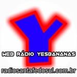 Logo da emissora Web Rádio Yesbananas