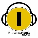 Logo da emissora Rádio Interativa 102.7 FM