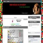 Logo da emissora Web Rádio El Shaday