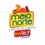 Logo da emissora Radio Meio Norte 96.7 FM