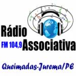 Logo da emissora Radio Associativa FM 104.9