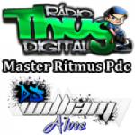 Logo da emissora Rádio Thug