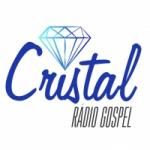 Logo da emissora Rádio Cristal Gospel