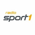 Logo da emissora Sport1.FM