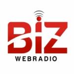 Logo da emissora Biz Webrádio