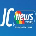 Logo da emissora Rádio JC News 90.3 FM