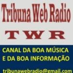 Logo da emissora Tribuna Web Rádio