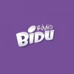 Logo da emissora Rádio Bidu