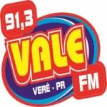 Logo da emissora Radio Vale 91.3 FM