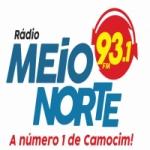 Logo da emissora Rádio Meio Norte 93.1 FM